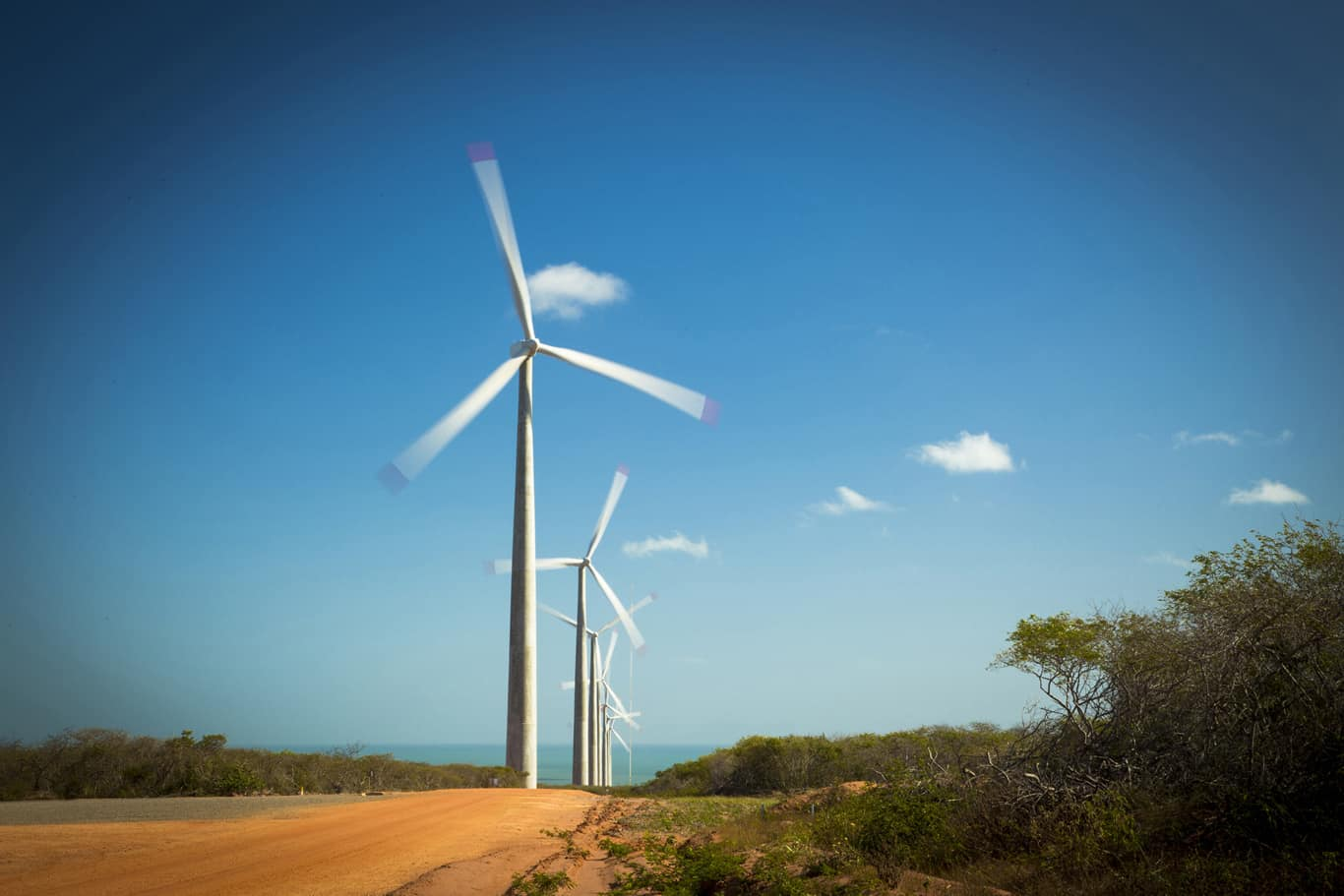 Wind project manager senior