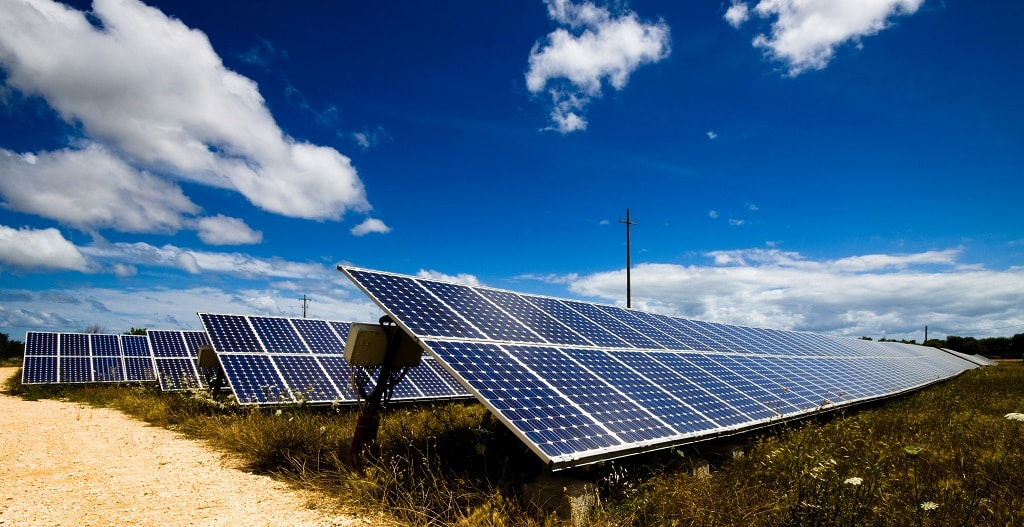 Solar PV Farms and Energy Performance Project Manager