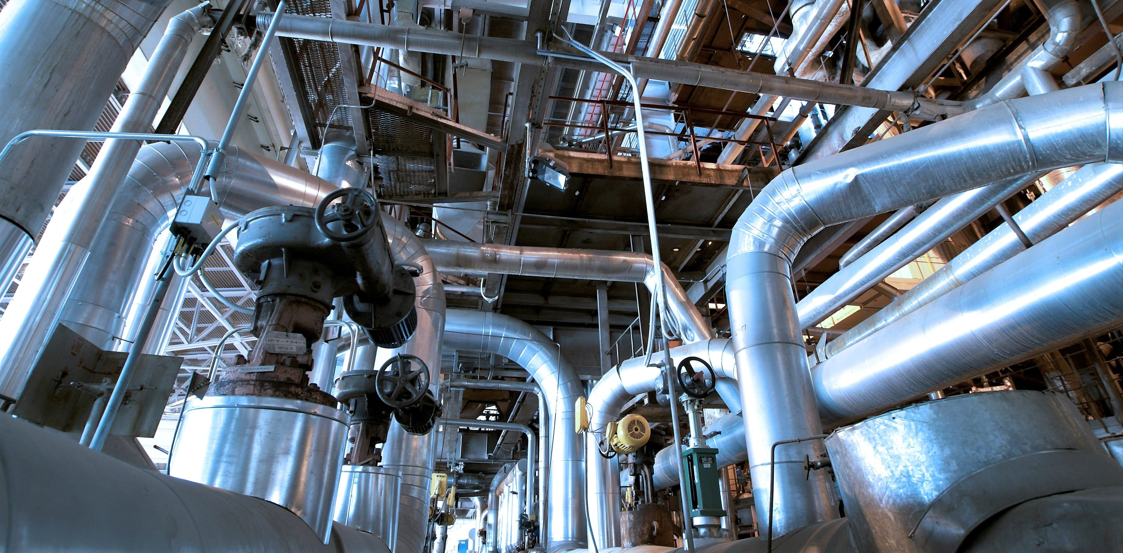Energy efficiency engineer for industry