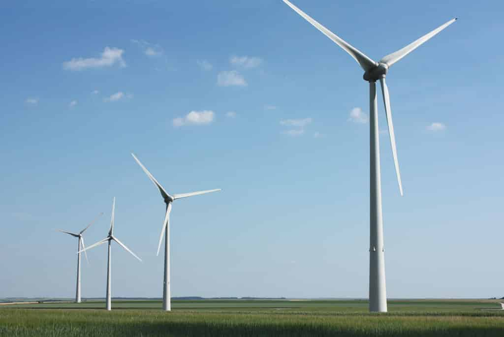 Land prospector for wind industry